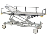 Show details for PROFESSIONAL HEIGHT ADJUSTABLE PATIENT TROLLEY with TR and RTR, 1 pc.