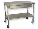 Show details for INOX WORKING TABLE 1 pc.