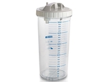Show details for BOTTLE 5 I WITH COVER - autoclavable at 134°, 1 pc.