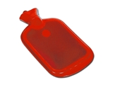 Show details for HOT WATER BOTTLE - red, 1 pc.