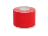 Show details for KINESIOLOGY TAPE 5 m x 5 cm - red
