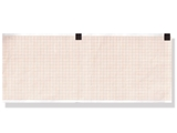 Show details for ECG thermal paper 110x140 mm x143s pack - orange grid, 20 pcs.