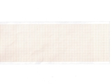 Show details for ECG thermal paper 80x20 mm x m roll - orange grid, 10 pcs.