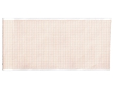 Show details for ECG thermal paper 110x20 mm x m roll - orange grid, 10 pcs.