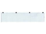 Show details for ECG thermal paper 60x15 mm x m roll - blue grid, 25 pcs.