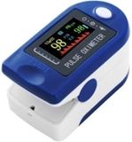 Show details for Home oximeter pulse