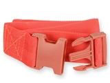Показать информацию о РЕМЕНЬ - пластиковый замок - красный, 1 шт.
