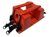 """Show details for """"FERMO 2""""HEAD IMMOBILIZER - red, 1 pc."""