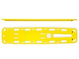 Show details for B--BAK PIN SPINAL BOARD - yellow, 1 pc.
