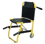 Show details for FOLDING CHAIR - black/yellow, 1 pc.