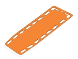 Show details for SPINAL BOARD with PINS - orange, 1 pc.