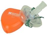 Show details for CPR MASK - pocket resuscitator, 1 pc.