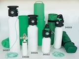 Show details for OXYGEN CYLINDER 3 l with reducer and cover - UNI - empty, 1 pc.