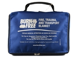 Show details for BURNFREE FIRE/TRAUME BLANKET 91x76 cm, 1 pc.