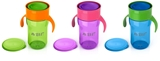 Show details for Philips Avent cup with 360 drinking capacity 12M + 340 ml, blue with red