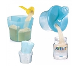 Show details for PHILIPS AVENT container for storing dry milk mixture and food 260 ml