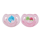 Show details for PHILIPS AVENT CLASSIC PACIFIER 2 PSC. GIRLS 6-18 M