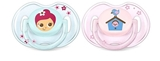 Show details for PHILIPS AVENT CLASSIC PACIFIER 2 PSC. 0-6 M Girls