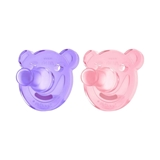 Show details for PHILIPS AVENT SOOTHIE SHAPES PACIFIER 0-3 M, 2 PSC. Girls